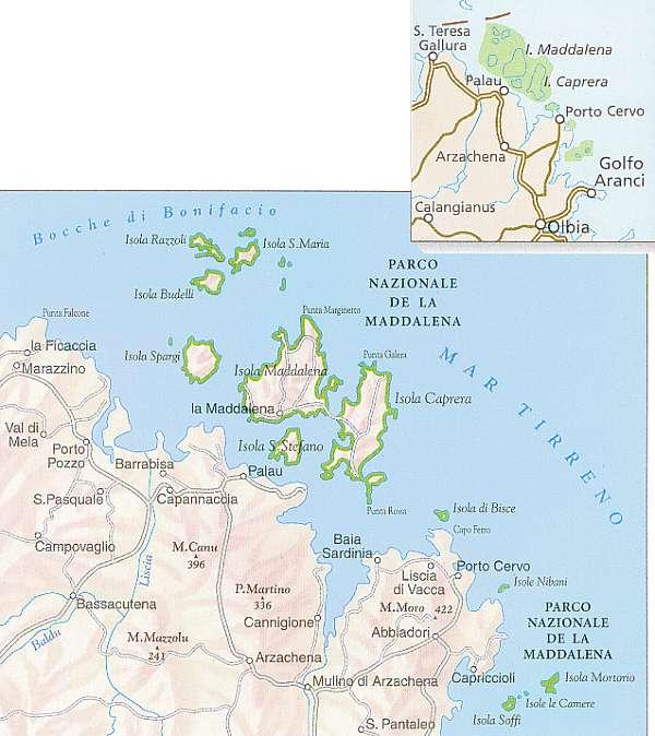 Parco Nazionale dell'arcipelago della Maddalena