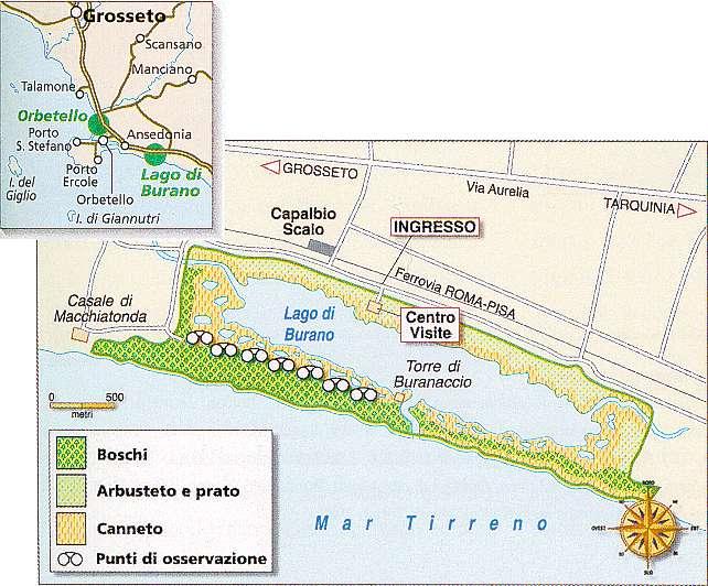 Riserva Naturale del Lago di Burano