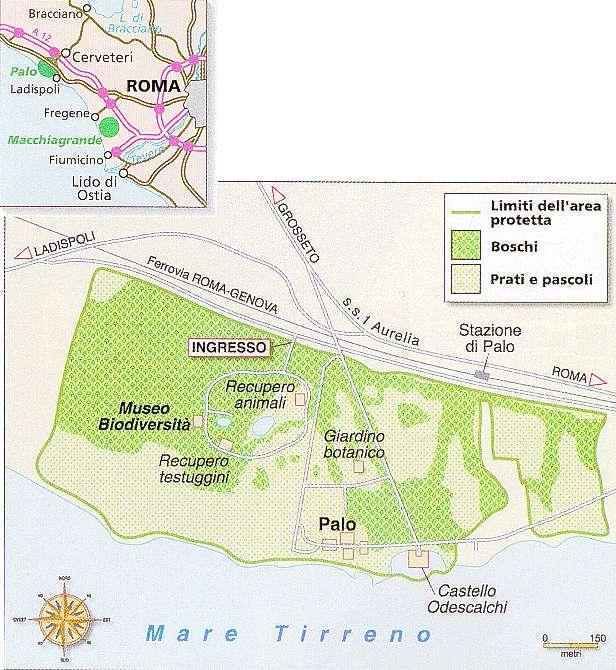 Oasi WWF di Palo Laziale