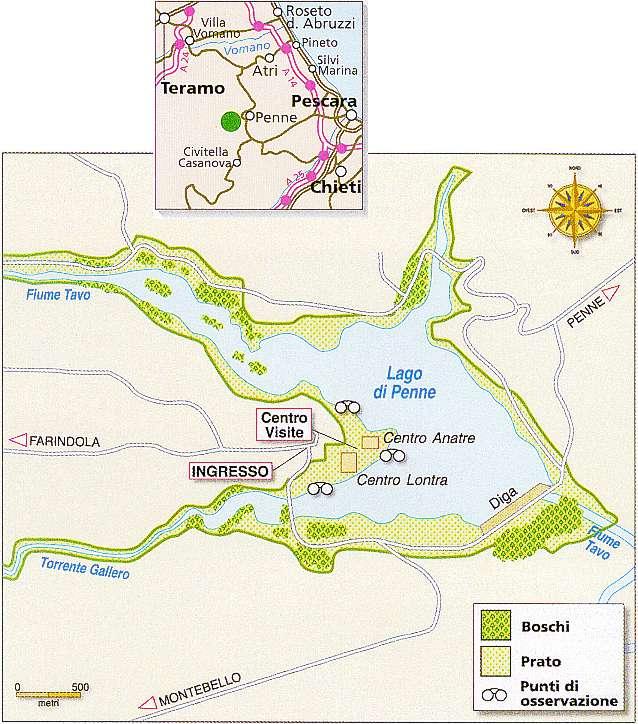 Riserva Regionale del Lago di Penne