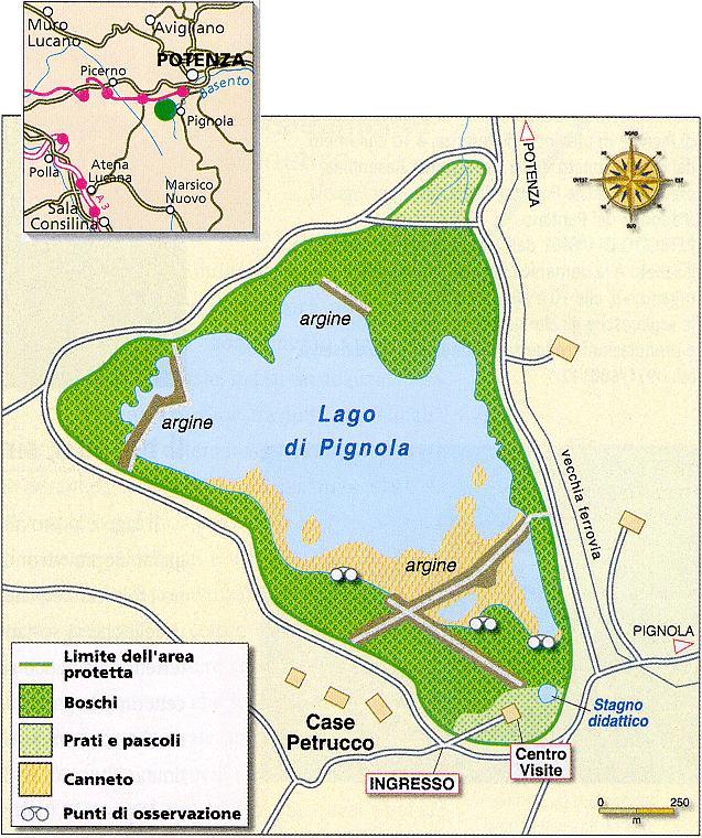 Riserva Regionale del Pantano di Pignola